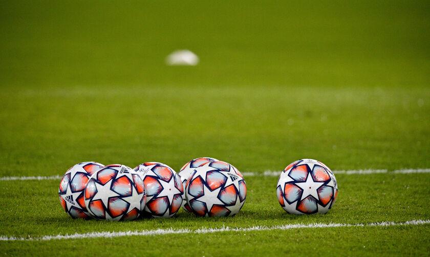 Makaveli Bet - Champions League ball