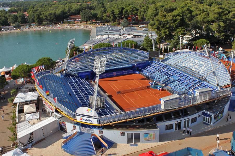 Makaveli Bet - umag tennis stadium